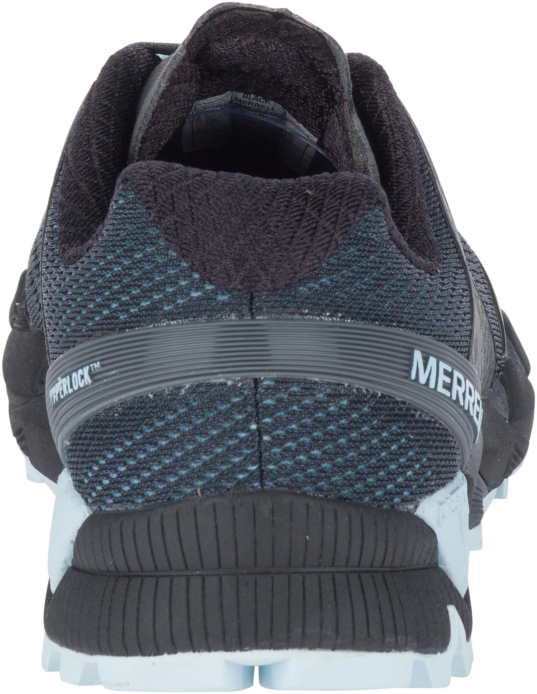 Merrell Agility Peak Flex 2 E-Mesh Löparskor Dam grå svart - till ... 739c8bce87575
